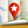 My Places for Google Maps - your own map,history and starred place