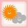おしゃれ天気 コーデと天気が一度にわかる 無料 天気予報アプリ 女子に人気のかわいい ファッション コーディネート 服装 カタログ インフルエンザ 花粉 美肌 可愛い weather 予報